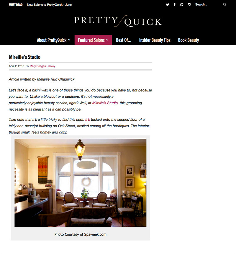Prettyquick.com
