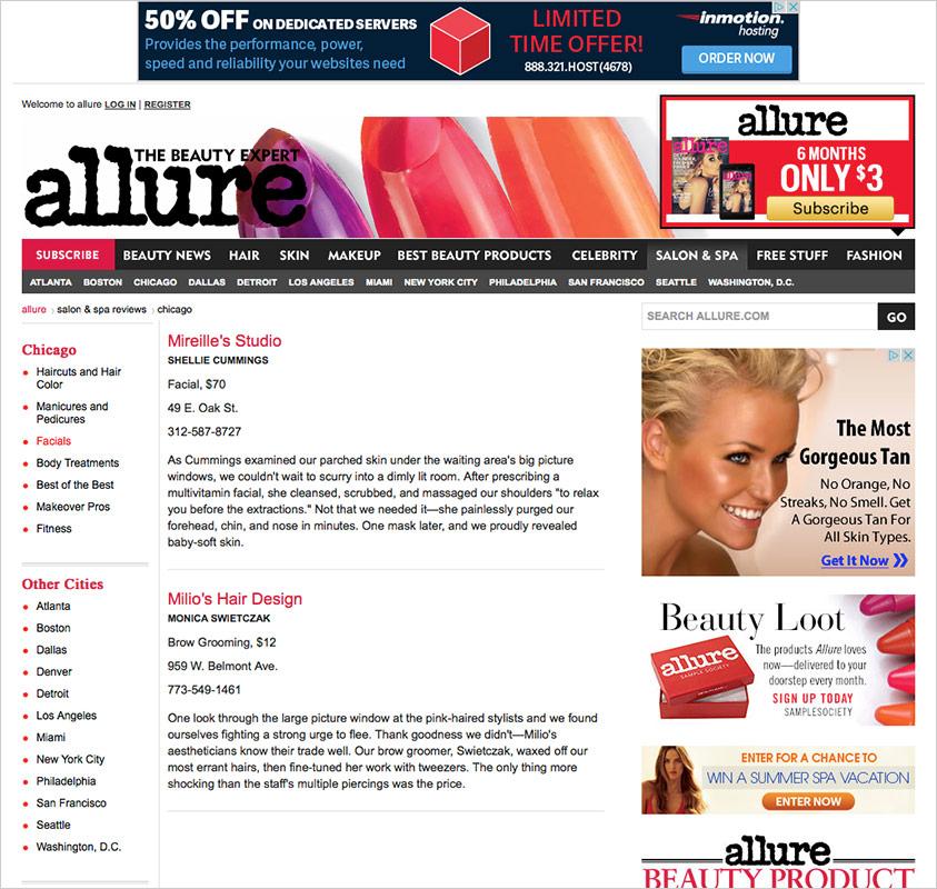 Allure.com